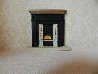 Georgian Resin Fireplace image