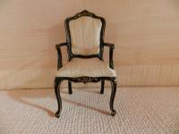 Jiayi Black Chinese Chair image